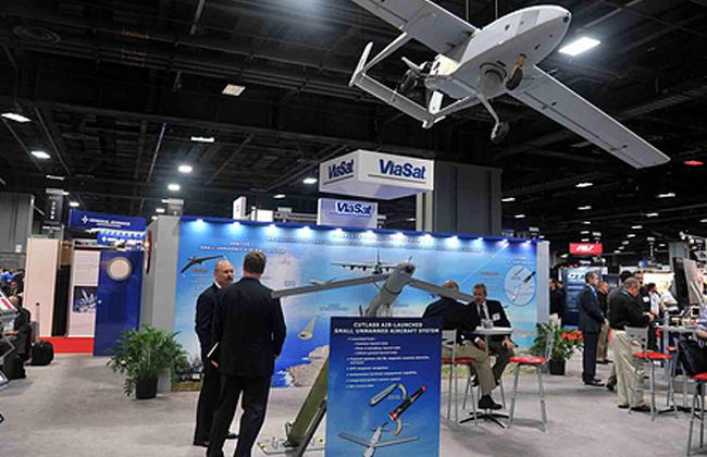 美国纽约无人机及无人驾驶展览会USE