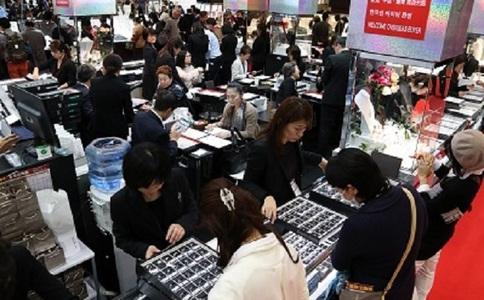 日本東京珠寶首飾鐘表展覽會IJT