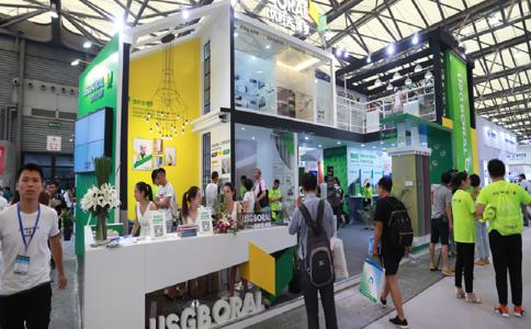 上海绿色建筑建材展览会ESbuild