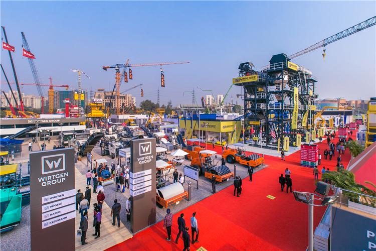 """慕尼黑展览公司又一""""力作"""":印度工程机械展"""