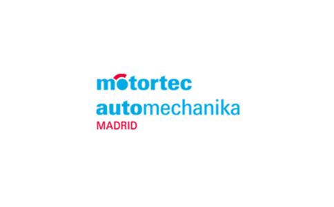 西班牙马德里汽车配件及售后服务展览会Motortec Automechanika