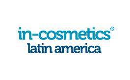 巴西圣保羅化妝品和個人護理品原料展覽會In-Cosmetics latinamerica