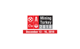 土耳其伊斯坦布尔矿业采矿设备及机械展览会Miming Turkey