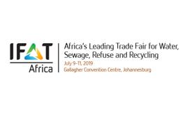 南非约翰内斯堡环保展览会IFAT