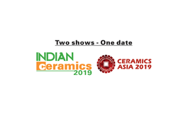 印度班加罗尔陶瓷工业展览会Indian Ceramics