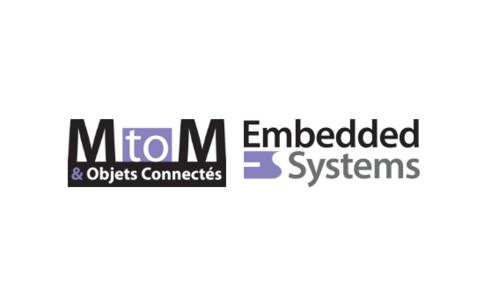 法国巴黎嵌入式及信息传输展览会MtoM Objets Connect