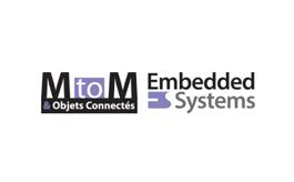 法國巴黎嵌入式及信息傳輸展覽會MtoM Objets Connect