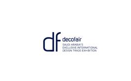 沙特利雅得室內家具及裝飾材料展覽會Decofair