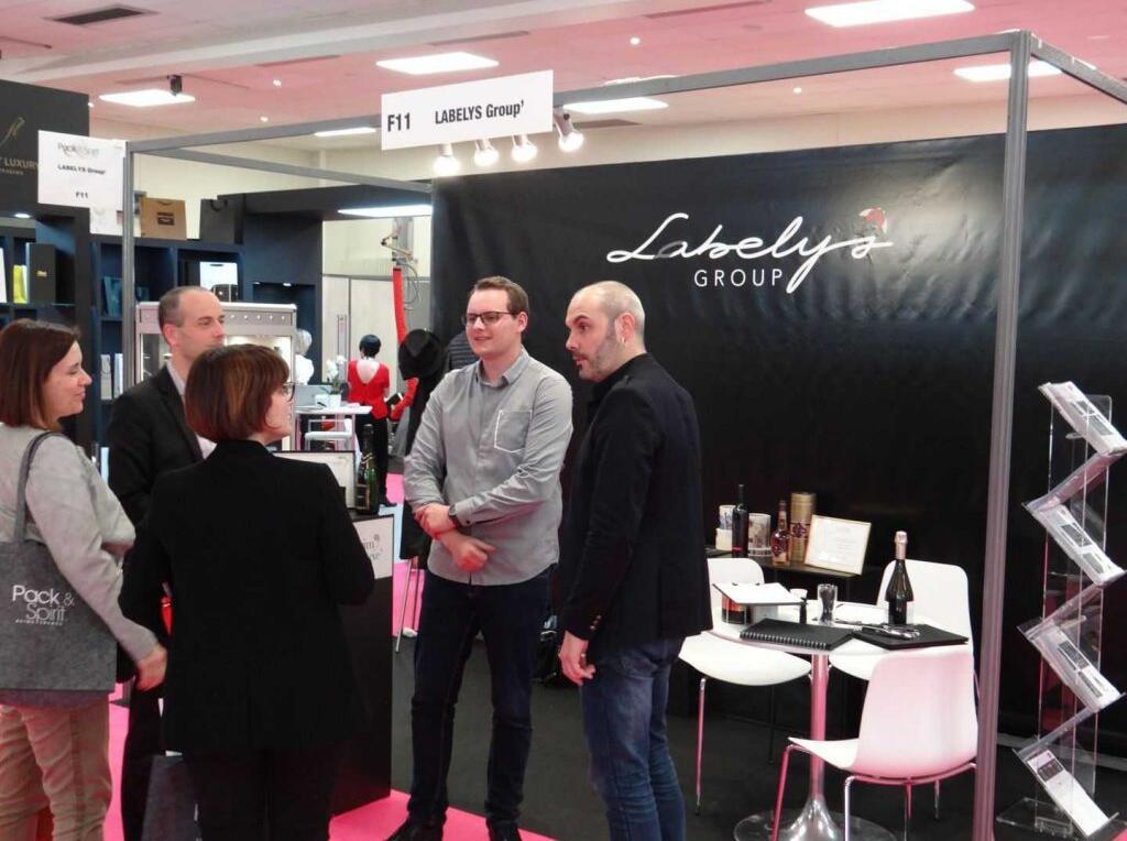法国兰斯葡萄酒及烈酒包装展览会Pack & Spirit