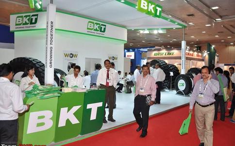印度金奈輪胎展覽會Tyrexpo India