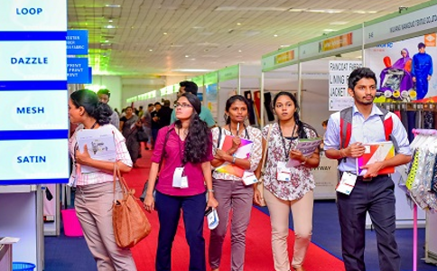 斯里蘭卡科倫坡紡織面料及紗線展覽會CIFS