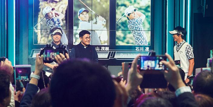 日本横滨高尔夫球体育用品展览会Golf Fair