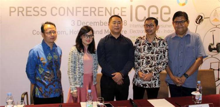 175家科创企业参展,ICEE 2018目标成交额1000亿印尼盾