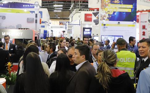 哥伦比亚劳保展览会ESS