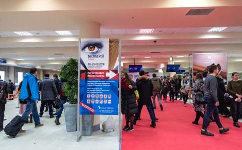 俄罗斯莫斯科无纺布及非织造展览会Techtextil Russia