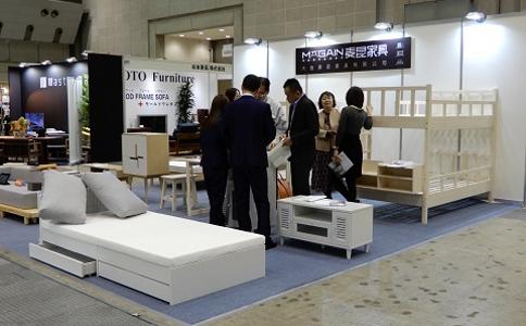 日本东京亚洲家具展览会AFF