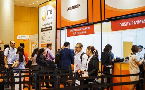新加坡旅游展览会ITB Asia