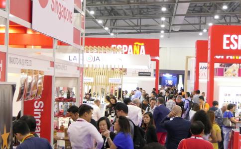 新加坡葡萄酒及烈酒貿易展覽會ProWein Asia