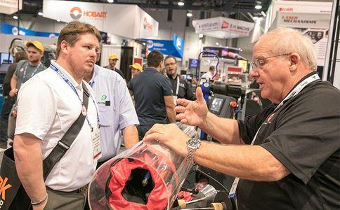 美國拉斯維加斯金屬加工及焊接展覽會FABTECH  FINISHING