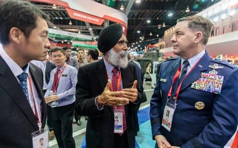 新加坡航空展览会Singapore Air Show