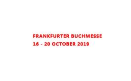德国法兰克福图书展览会Buchmesse