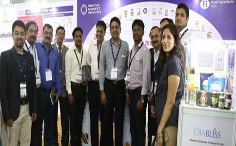 印度孟买食品配料展览会Fi India