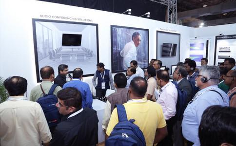 印度孟买视听展览会Infocomm India