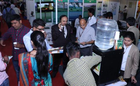 印度孟买茶咖啡展览会World Tea Coffee Expo