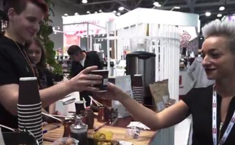 俄罗斯莫斯科茶咖啡展览会PIR EXPO