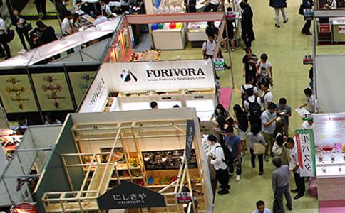 日本东京咖啡展览会Tokyo Cafe Show