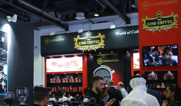 阿联酋迪拜茶咖啡展览会Coffee Tea Festival