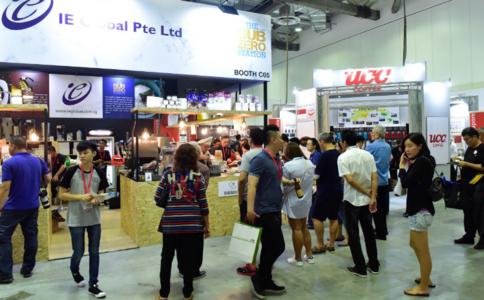 新加坡亚洲糖果展览会Sweet&Bake Asia