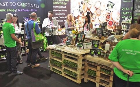 澳大利亚悉尼有机食品及保健品展览会Naturally Good Expo