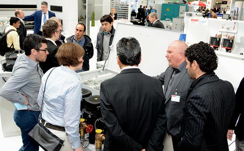 德国奥格斯堡金属加工及磨削技术展览会Grindtec