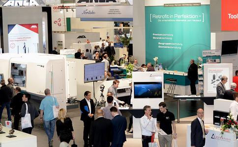 德國奧格斯堡金屬加工及磨削技術展覽會Grindtec
