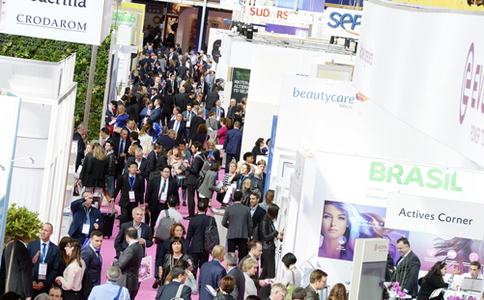 欧洲化妆品和个人护理品原料展In-Cosmetics