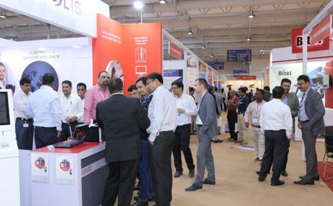 印度孟买金融展览会IBEX