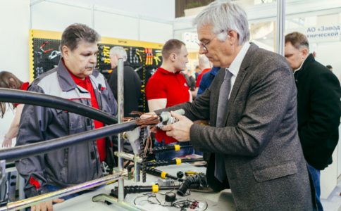 俄羅斯莫斯科電線電纜展覽會Cabex
