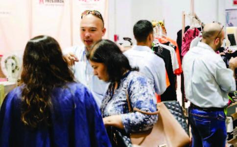 阿聯酋迪拜紡織服裝皮革展覽會IATF