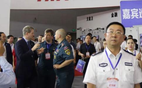 新疆安防博览会暨警用反恐技术装备展览会
