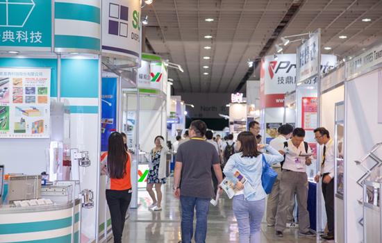 2019年台湾国际平面显示器展览会Display Taiwan