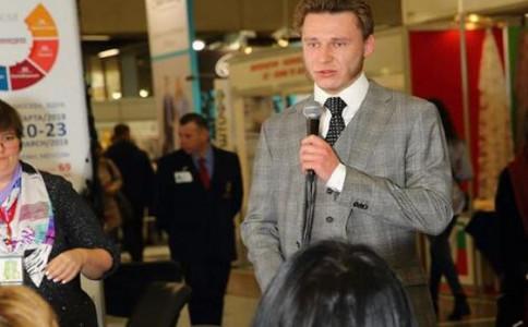 俄罗斯莫斯科轻工纺织展览会春季Textillegprom