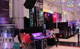 印尼泗水乐器灯光及音响展览会smex