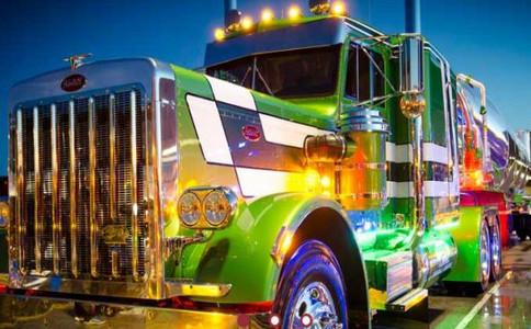 美国路易斯维尔卡车展览会MATS