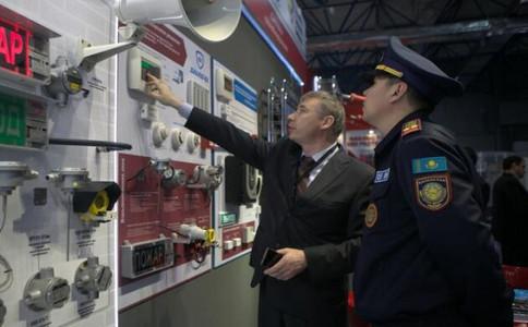 哈萨克斯坦安防展览会Securika Kazakhstan