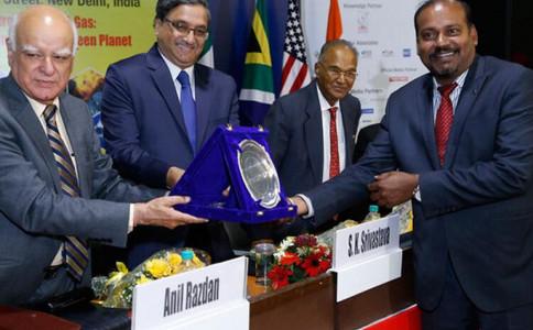 印度新德里石油天然氣展覽會Petrotech