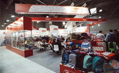 俄罗斯莫斯科文具及办公设备展览会Skrepka Expo