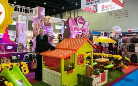 阿聯酋迪拜玩具展覽會Playworld Middle East