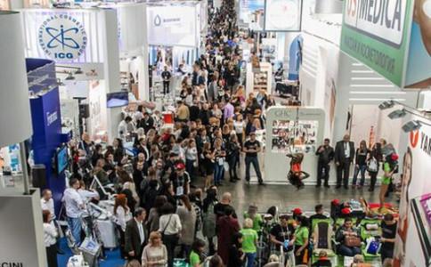 俄羅斯莫斯科美容美發展覽會秋季 Inter CHARM  Moscow