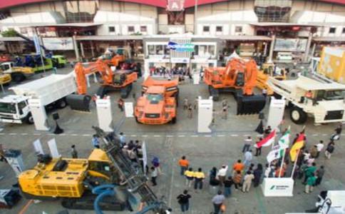 印尼雅加達礦業機械展覽會Mining Indonesia